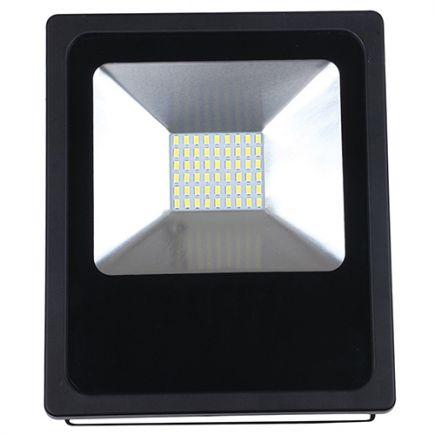 Isonoe - Projecteur LED IP65 180x58x240 50W 3000K 4000lm 120° Noir
