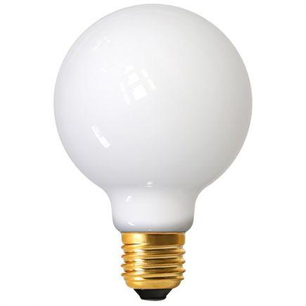 OPALINE Globe G80 filament LED 7W E27 2700K 806lm