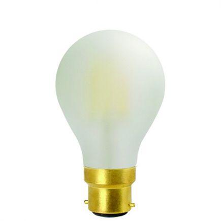 Standard A70 Filament LED 8W B22 2700K 1000Lm Sat.